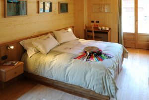 The innkeeper's room